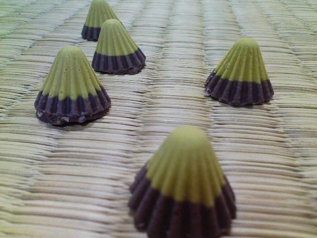 抹茶アポロ増産